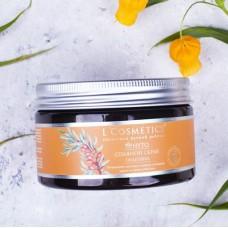 Соляной фито-скраб для тела Облепиха L'Cosmetics, 250 мл