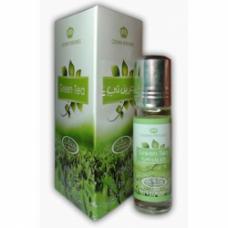 Арабские натуральные масляные духи Green Tea (зеленый чай), 6 мл