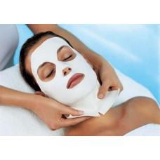 Альгинатная маска Увлажняющая для сухой, раздраженной кожи (Франция), 30 г