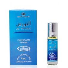 Арабские натуральные масляные духи Al-Nourus men, 6 мл (мужские)