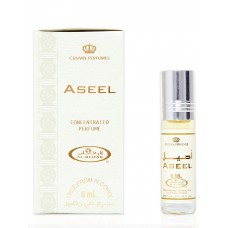 Арабские масляные духи ASEEL (Al Rehab) мужские, 6 мл