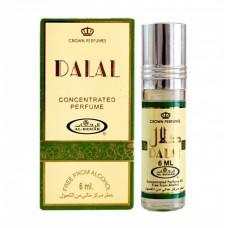 Арабские масляные духи DALAL, 3 мл (Al Rehab)