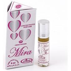 Арабские натуральные масляные духи MIRA (Al Rehab) женский, 6 мл