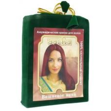 """Аюрведическая краска для волос """"Вишневое вино"""", 100г (Aasha)"""
