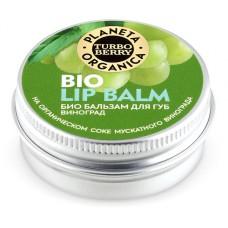 Бальзам-био для губ Виноград 15 мл Planeta Organica