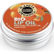"""Био-масло для губ """"Облепиха"""" Planeta Organica, 15 г"""