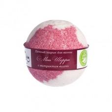 Бурлящий шарик для ванны Мон Шерри(вишня)