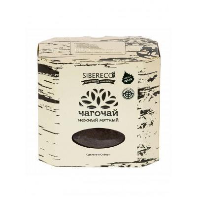 ЧагоЧай Нежный мятный 150 г в коробке (Sibereco)