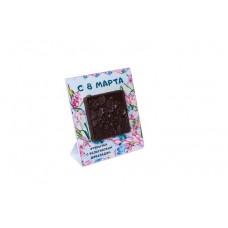 """Шоколадная открытка """"8 Марта"""""""
