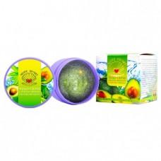 Чудо-скраб для лица с маслом авокадо «Увлажняющий» Море Лечит, 70 мл
