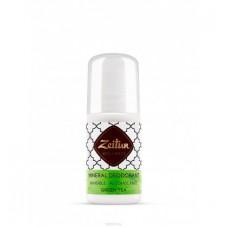 """Минеральный шариковый дезодорант Zeitun """"Зеленый Чай с коллоидным серебром, 50 мл"""