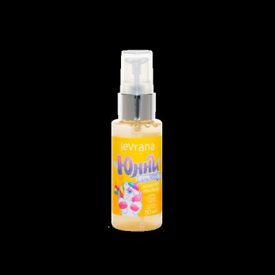 Детский тоник для лица ЮННИ, Золотая пыльца, 50 мл (Леврана)