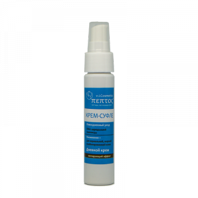 Дневной увлажняющий крем-суфле с матирующим эффектом, 50 мл (Vi-Cosmetics)