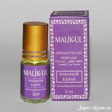 Арабские натуральные масляные духи Malik-Ul (мужские), 3 мл