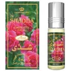 Арабские натуральные масляные духи Shadha, 6 мл