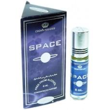 Арабские натуральные масляные духи Space (мужские), 6 мл