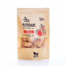 Эко Печенье из кукурузной муки Клубника со Сливками (280 гр)