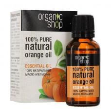 """Натуральное эфирное масло """"Апельсин"""" Organic Shop, 30 мл"""