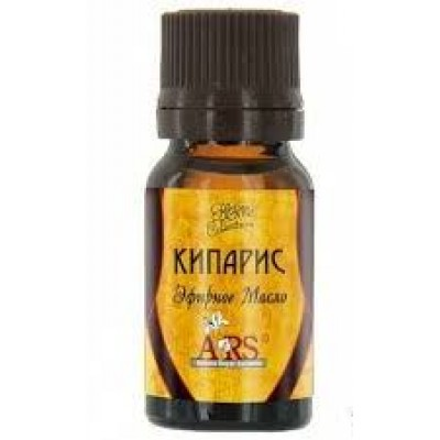 Эфирное масло Кипариса, 10 мл (ARS)