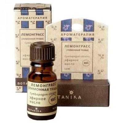 Эфирное масло Лемонграсса, 10 мл (Ботаника)