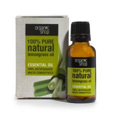 """Натуральное эфирное масло """"Лемонграсс"""" Organic Shop, 30 мл"""