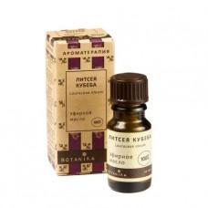 Эфирное масло Литсея кубеба, 10 мл (Botanika)