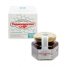 Экстракт плодово-ягодный Годжидоктор с карнозином, 100 мл