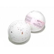 Гейзер (бурлящий шарик) для ванны Цветочная Фантазия, 120 грамм