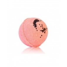 Гейзер (бурлящий макси-шар) для ванны Клубничный соблазн, 280 грамм