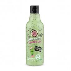 """Гель для душа """"Cucumber & bazil seeds"""", расслабляющий, 250 мл (Planeta Organica)"""