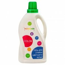 Гель для стирки цветного белья FreshBubble, 1500 мл