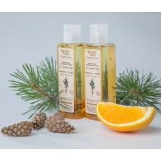 Органическое гидрофильное масло для нормальной кожи «Апельсин и сосна », 100 мл