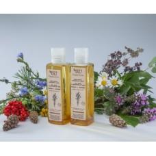 Органическое гидрофильное масло для сухой кожи «Сандал и Лаванда», 100 мл