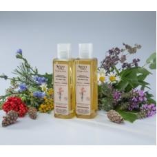 Органическое гидрофильное масло для жирной кожи «Эвкалипт и бергамот», 100 мл