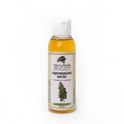 Гидрофильное масло для сухой кожи с пачули и илангом, 100 мл (Take Care Studio)