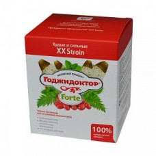 Чайный напиток Годжидоктор XXStroin устранение лишнего веса, 10 фильтр-пакетов