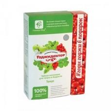 Чайный напиток Годжидоктор Тонус, 50 г+ягоды Годжи (Сашера-Мед)