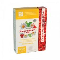 Чайный напиток Годжидоктор Иммутошка для детей, 50 г+ягоды Годжи (Сашера-Мед)