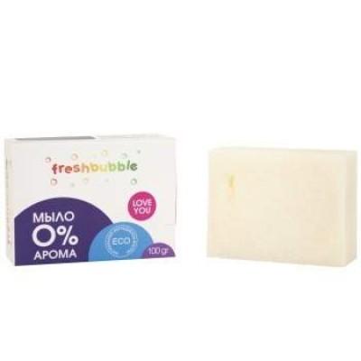 Универсальное мыло 0% арома, Freshbubble, 100 гр, Levrana