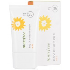 Солнцезащитный крем для лица Innisfree Daily UV Protection Cream SPF 35, 50 мл