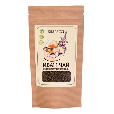 Иван-чай ферментированный (без купажа) 50г (Sibereco)
