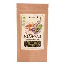 Иван-чай нежный с мятой 50г (Sibereco)
