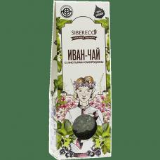 Иван-чай ферментированный крупно гранулированный со смородиной, 30 г