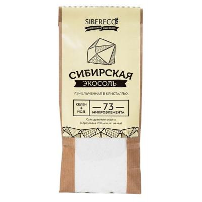 Экосоль сибирская молотая крафт-пакет, 500г (SIBERECO)