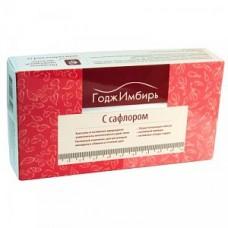 Капсулы для приема внутрь Годжиимбирь с сафлором, 30 капс. (Сашера-мед)
