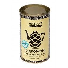 Кедрокофе Вегетарианский с растительными  сливками в тубусе, 500 г