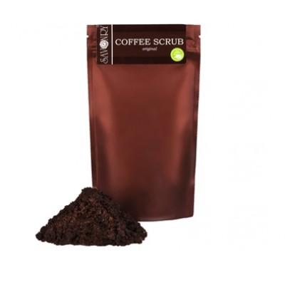 Кофейный скраб для тела ОРИГИНАЛЬНЫЙ, 200 г (Savonry)