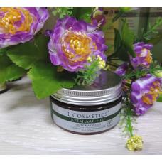 Крем для ног Освежающий с ментолом и эфирным маслом танжерина  L'Cosmetics, 100 мл