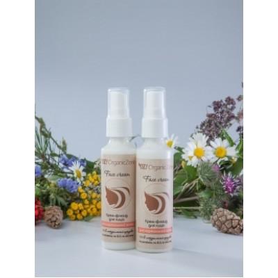 Крем –флюид для нормальной кожи, 50 мл (Organic Zone)