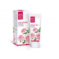 Крем для лица Крымская роза Розовый Питательный, 75 мл